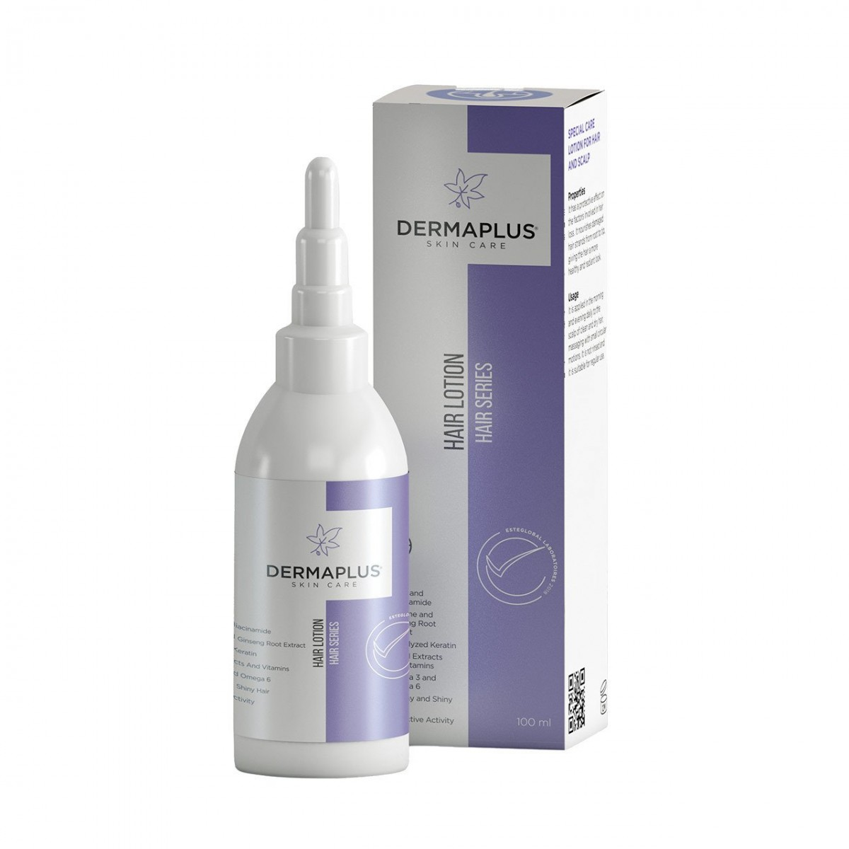 Dermaplus Derma Hair MD Lotion 100 ml