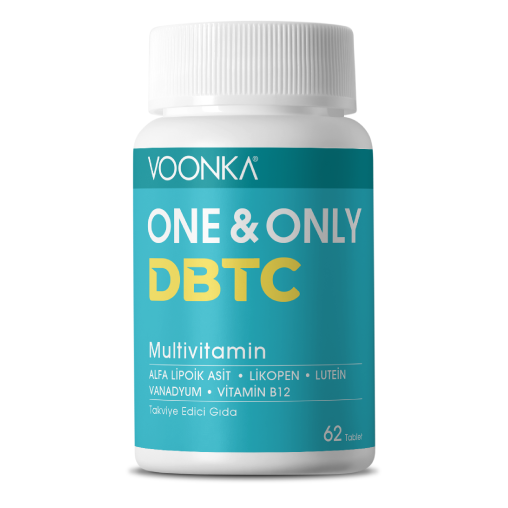 Voonka One & Only DBTC Multivitamin 62 Tablet
