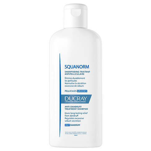 Ducray Squanorm Gras Şampuan 200 ml